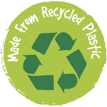 Boite instant ocean en plastique recyclé